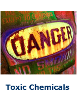 Water Problems Toxic Chemicals