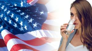 American Aqua, drinking water