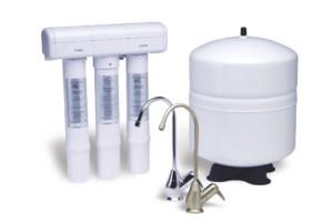 Reverse Osmosis with Arsenic Filter