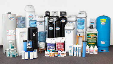 American Aqua's Water Conditioning System Products