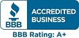 American Aqua boasts an A+ BBB Rating!