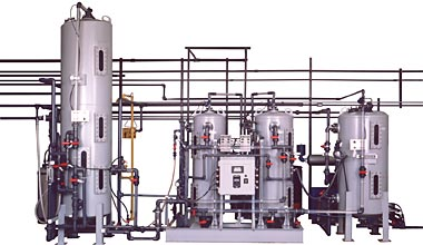 Commercial and Industrial Water Treatment Systems