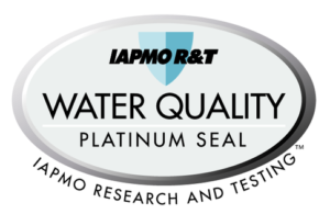 IAPMO water quality seal
